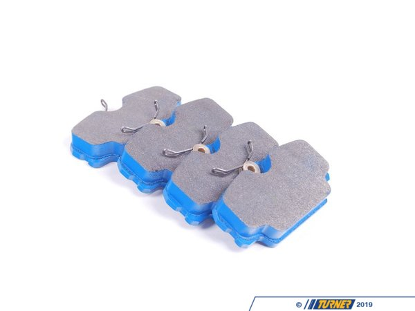 T#3756 - TMS3756 - Hawk Blue Racing Brake Pads - Front - E30 325/318 - Hawk - BMW