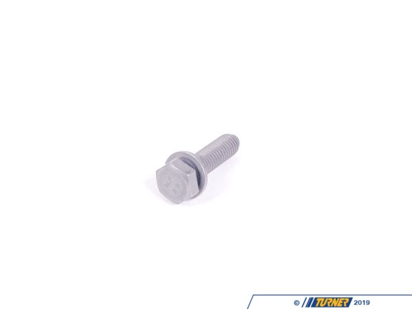 Genuine MINI Hex Bolt With Washer 07119905532