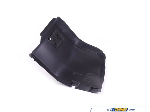 T#10092 - 51712695663 - Fender Liner - Front Left - E46 M3 - Genuine BMW - BMW