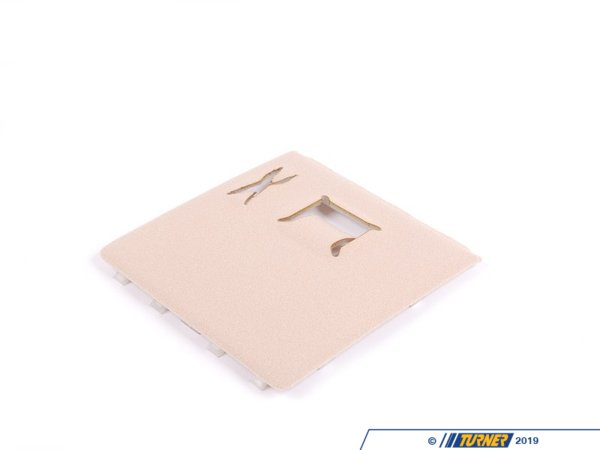 T#105959 - 51447010408 - Genuine BMW Cover Sliding Roof Motor Hellbeige - 51447010408 - E39 - Genuine BMW -