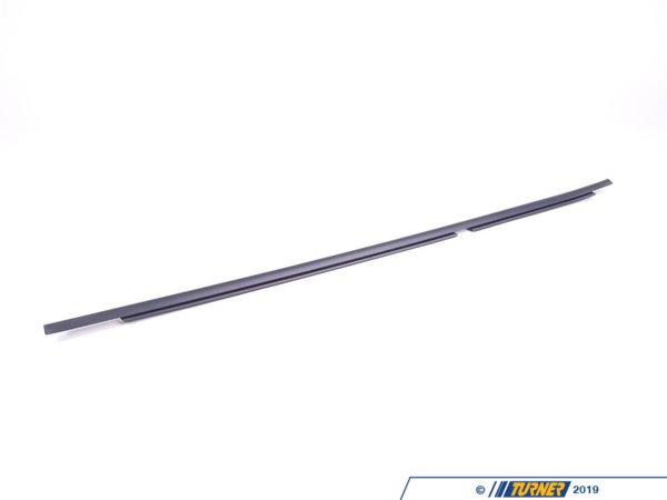 T#94065 - 51353330182 - Genuine BMW Outer Weatherstrip, Rear Rig - 51353330182 - Genuine BMW -