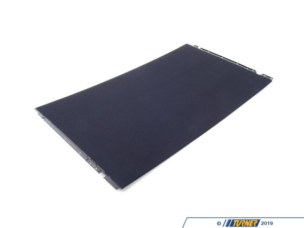T#133795 - 54122255755 - Genuine BMW Ceiling Frame Covered Velour - 54122255755 - Anthrazit - Genuine BMW -