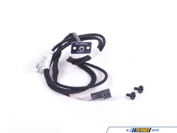 Genuine BMW Genuine BMW Auxiliary Input Retrofit Kit - E39 E53 E46 65120153503
