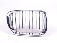 Genuine BMW Chrome Grill - Right - E46 sedan 1999-2001