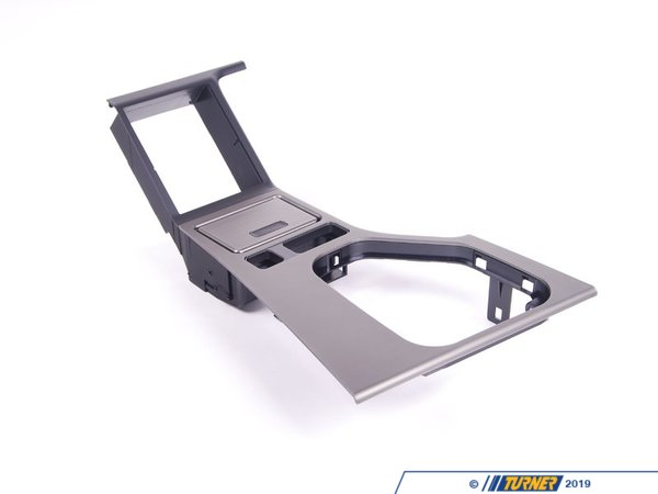 T#82274 - 51162694080 - Genuine BMW Center Console Insert, Centr - 51162694080 - Titan Line - Genuine BMW -