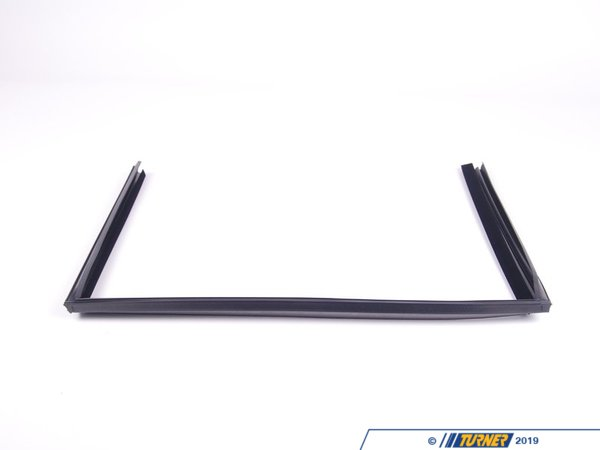 T#94153 - 51357033805 - Genuine BMW Left Rear Window Guide - 51357033805 - Genuine BMW -
