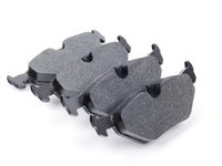 Hawk HP Plus Track/Street Brake Pads - Rear - E30 M3, E36 all, E36 M3, E39 (not M5), E46 (not 330/M3), Z3 all, MZ3, Z4 2.5/3.0 (incl 3.0si)