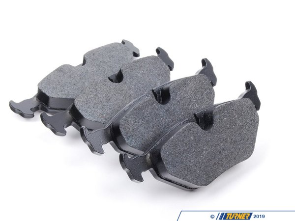 Hawk Hawk HP Plus Track/Street Brake Pads - Rear - E30 M3, E36 all, E36 M3, E39 (not M5), E46 (not 330/M3), Z3 all, MZ3, Z4 2.5/3.0 (incl 3.0si) TMS357