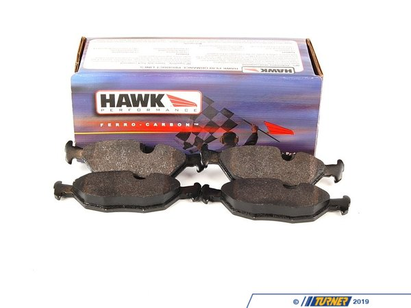 Hawk Hawk HPS Street Brake Pads - Rear - E30 318/325 TMS1229