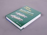 Bentley Service & Repair Manual - E28 BMW 5-series (1982-1988)