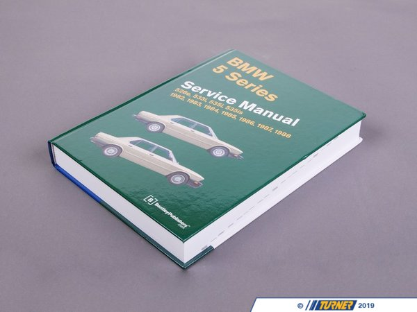 T#3784 - B588 - Bentley Service & Repair Manual - E28 BMW 5-series (1982-1988) - The Bentley Manual is the only comprehensive, single source of service information and specifications available for your BMW.  Whether you're a professional technician or a  do-it-yourself BMW owner, the manual will help you understand, maintain, and repair every system on your BMW. - Bentley - BMW