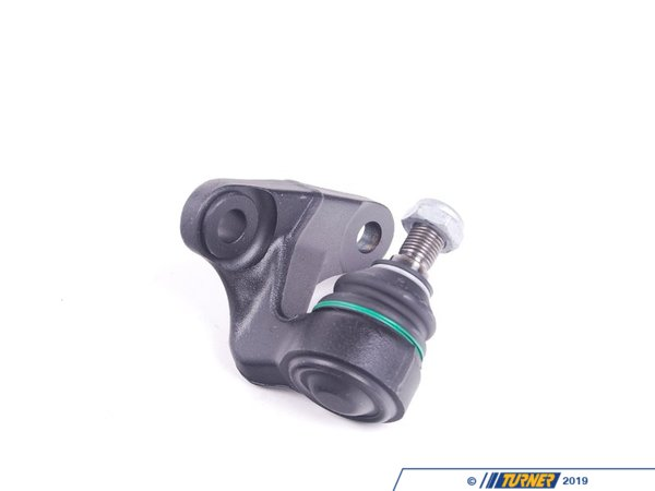 T#1736 - 31126756696 - OEM Lemforder Front Inner Ball Joint - Right - E46 325xi, 330xi - This is a replacement LEFT/DRIVER front inner ball joint, as found on all 2001 to 2005 BMW E46 325xi and 330xi. These are a common failure item, and we recommend replacing these in pairs (be sure to buy a right side as well). These should also be replaced when installing new control arms.Ball joints begin to pop and rattle after a long period of wear and tear. An OEM Lemforder ball joint is the perfect replacement to ensure complete reliability eliminate any noises from the suspension.OEM Lemfrder is an engineering company that focuses on high-quality, precision manufacturing of critical suspension and steering components. Providing exceptionally high quality parts directly to BMW, as well as 50+ other big name automotive companies, such as Mercedes and Audi, their history of reliability and variety of offered parts makes them one of the biggest names for a go-to OEM parts provider. Lemfrder parts place an important emphasis on design, production, and assembly, ensuring maximum reliability. They even coat all parts possible with corrosion protection for extended longevity.As a leading source of high performance BMW parts and accessories since 1993, we at Turner Motorsport are honored to be the go-to supplier for tens of thousands of enthusiasts the world over. With over two decades of parts, service, and racing experience under our belt, we provide only quality performance and replacement parts. All of our performance parts are those we would (and do!) install and run on our own cars, as well as replacement parts that are Genuine BMW or from OEM manufacturers. We only offer parts we know you can trust to perform!This item fits the following BMWs:2001-2005  E46 BMW 325xi 330xi - Lemforder - BMW