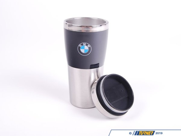Genuine BMW Genuine BMW Roundel Travel Tumbler 80902208678