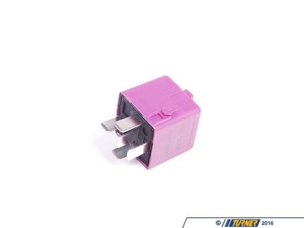 T#10638 - 61361388911 - BMW Electrical Relay, Change-over Contact,s 61361388911 - Original Equipment Supplier -