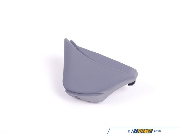 T#142013 - 61312228653 - Genuine BMW Covering Left Dunkelgrau - 61312228653 - Genuine BMW -