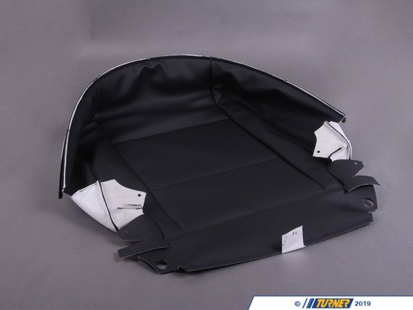 T#21228 - 52108234951 - Genuine BMW Seat Cover Schwarz - 52108234951 - E46 - Genuine BMW -