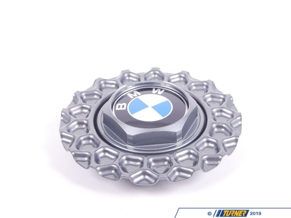 T#67385 - 36132226806 - Genuine BMW Hub Cap Nogarosilber D=171mm - 36132226806 - E30 - Genuine BMW -