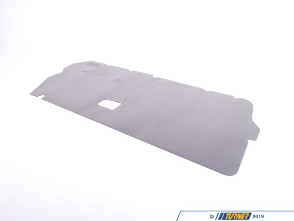 T#181673 - 51488161501 - Genuine BMW Sound Insulating Door Front Left - 51488161501 - E36 - Genuine BMW -