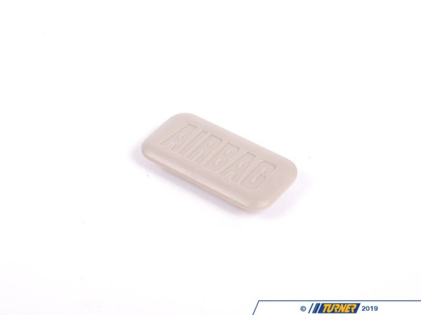 T#103408 - 51437073612 - Genuine BMW Cover Cap F Windshield Frame - 51437073612 - Creambeige - Genuine BMW -