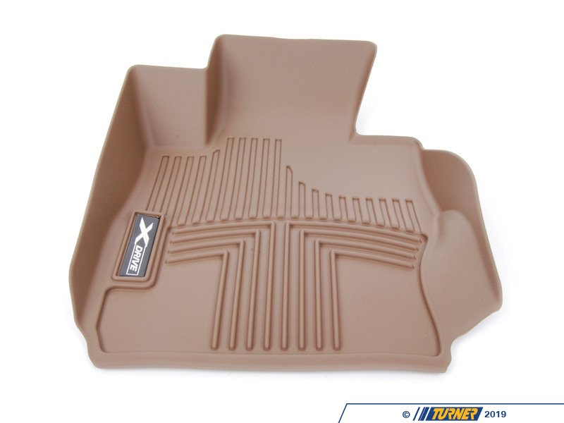 82112317873 Genuine Bmw All Weather Rubber Floor Mats