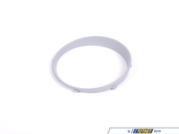 T#76739 - 51117268747 - Genuine Mini Cover, Fog Lamp, Primed Left - 51117268747 - Genuine MINI -