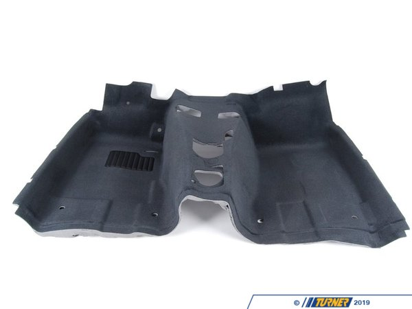 T#113474 - 51478399861 - Genuine BMW Floor Covering Front Schwarz - 51478399861 - Genuine BMW -