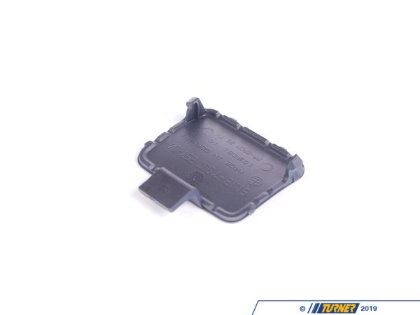 T#78820 - 51128041135 - Genuine BMW Flap, Towing Eye, Primed - 51128041135 - Genuine BMW -