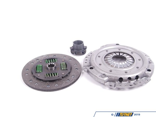 Genuine BMW Genuine BMW Set Clutch Parts D=228mm - 21211223240 - E36 21211223240