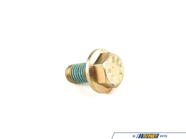 T#27203 - 07119900698 - Genuine BMW Hexagon Screw With Flange - 07119900698 - E36 - Genuine BMW -