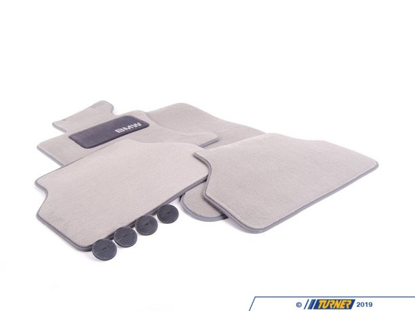 T#24838 - 82110403336 - Genuine BMW Floor Mats - 82110403336 - Genuine BMW FLOOR MATS.--This item fits the following BMWs:BMW 5 Series - 525Xi, 528i xDrive, 528Xi, 530Xi, 535i xDrive, 535Xi--. - Genuine BMW -