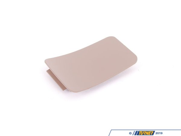 T#105141 - 51438407173 - Genuine BMW Covering Left Beige - 51438407173 - Genuine BMW -