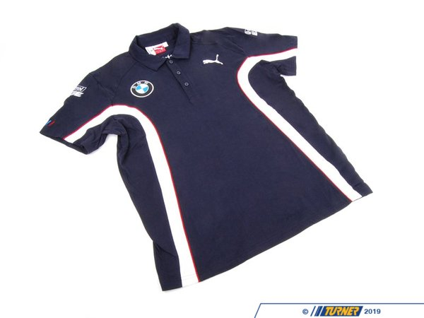 T#176566 - 80142296226 - Genuine BMW Motorsport Polo Shirt Fo - 80142296226 - Genuine BMW -