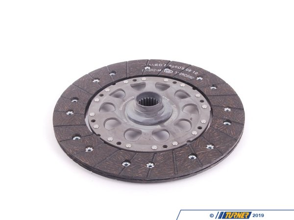 T#49001 - 21217526600 - Genuine BMW Clutch Plate D=240mm - 21217526600 - E46,E53,E83 - Genuine BMW -
