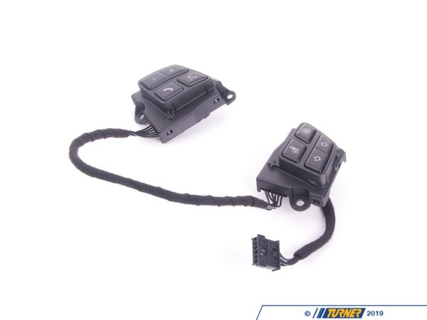 T#142680 - 61317842435 - Genuine BMW Switch, Multifunct. Steering - 61317842435 - Genuine BMW -