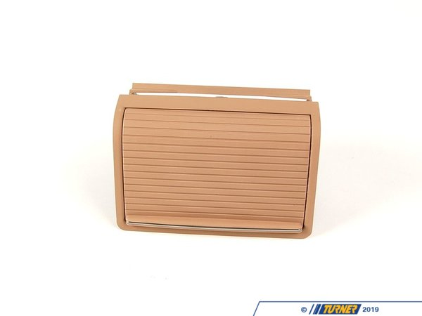 T#25312 - 51168258278 - Genuine BMW Storing Partition Rear Hellbeige/Chrom - 51168258278 - E46 - Genuine BMW -