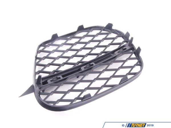 T#76608 - 51117222857 - Genuine BMW Open Grid, Left - 51117222857 - Genuine BMW -