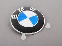 BMW 3-Series Emblem And Roundel Kits