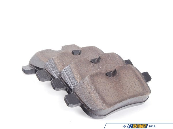 T#23036 - 34216797861 - Genuine BMW Rear Brake Pads - E89 Z4 - Genuine BMW - BMW
