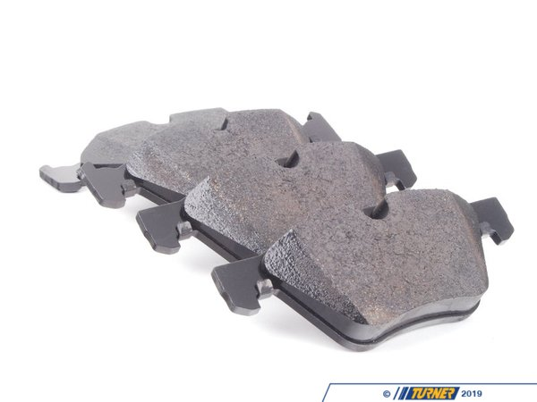 T#22999 - 34116797858 - Genuine BMW Repair Kit, Brake Pads Asbestos-Free - 34116797858 - E89 - Genuine BMW -