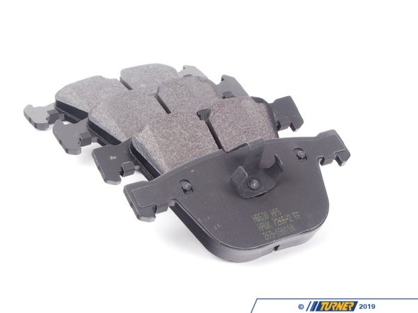 T#2508 - TMS2508 - Hawk HPS Street Brake Pads - Rear - E60 535i/545/550/M5, E63 M6, E9x M3 - A high-performance street pad with much-improved braking performance and significantly reduced brake dust. The HPS pads are perfect for drivers who dont want an ordinary replacement pad and want something that will hold up for aggressive street. With the HPS pads you can expect:  Increased stopping power even when the pads are cold Longer pad life Low dust compared with other performance pads Quiet operation  In addition, the HPS pads are easy on rotors. And Hawk stands behind their pads with a limited lifetime warranty against defects.This pad set includes pads for both REAR brakes.REAR Brake Pad Applications:2004-2010  E60 BMW 535i 545i 550i M52004-2011  E63 E64 BMW 645ci 650i M62011+  E82 BMW 1M - Coupe2008+  E90 BMW M3 - Sedan2008+  E92 BMW M3 - Coupe2008+  E93 BMW M3 - Convertible - Hawk - BMW