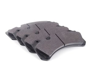 Brembo Calipers Monobloc N, J - Race/Street Brake Pad Set - Hawk HP Plus