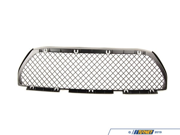 Genuine BMW Genuine BMW M3 Bumper Grille - E46 M3 51112694724