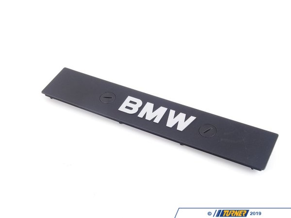 T#7108 - 12121721661 - Genuine BMW Cover - 12121721661 - E30,E36 - Genuine BMW -