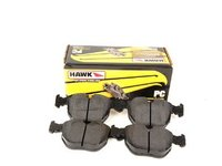 Hawk Performance Ceramic Street Brake Pads - Front - E39 530/540/M5, E32, E38, E31 850, X5