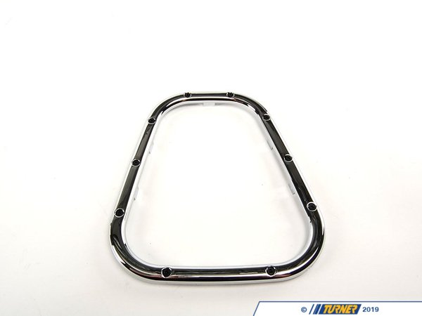 T#13743 - 51162491402 - Genuine BMW Trim Chrome Ring 51162491402 - Genuine BMW -