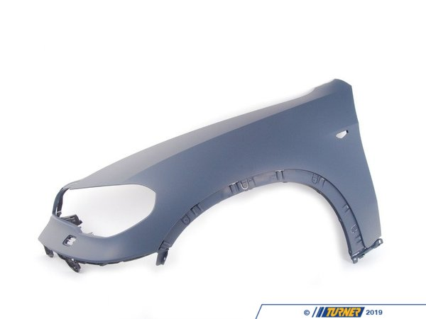 T#116095 - 51657222995 - Genuine BMW Side Panel, Primed, Front Left Sra - 51657222995 - E70 - Genuine BMW -