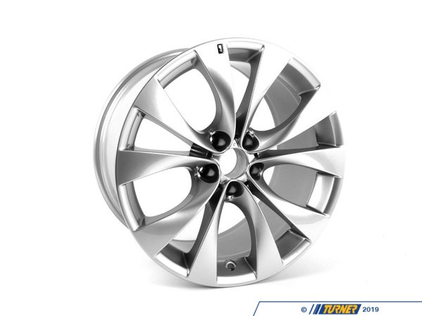 T#25248 - 36118037350 - Genuine BMW Light Alloy Rim 11Jx20 Et:35 - 36118037350 - E70 X5 - Genuine BMW -