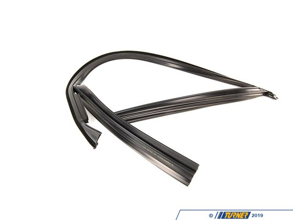 T#93490 - 51338266124 - Genuine BMW Window Guide, Right Front Door - 51338266124 - E46 - Genuine BMW -