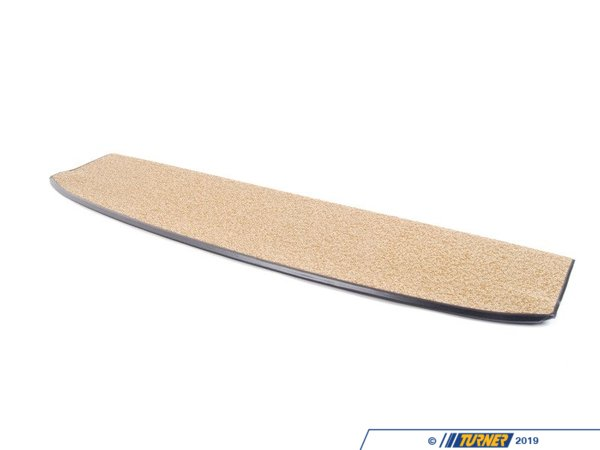 T#109075 - 51461834950 - Genuine BMW Rear Window Shelf Sandbeige - 51461834950 - Genuine BMW -