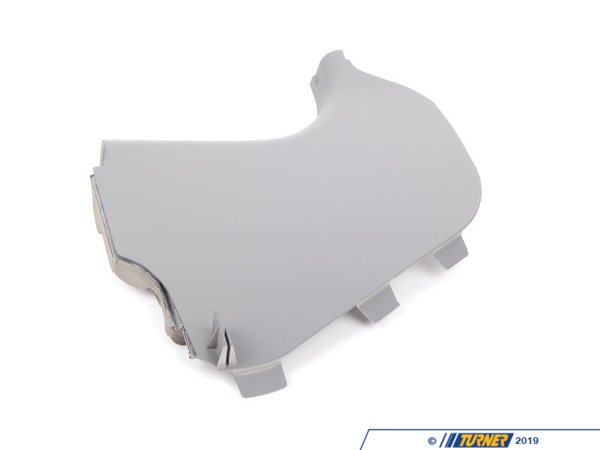 T#103002 - 51437013804 - Genuine BMW Lateral Trim Panel Front Rig - 51437013804 - Flanellgrau - Genuine BMW -